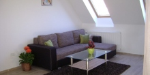 Győr-Nádorvárosban nappali + 1 szobás, amerikai konyhás laká...